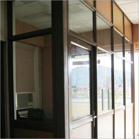Glass & ACP Partition