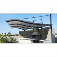 Plastic Sheet Canopy Service