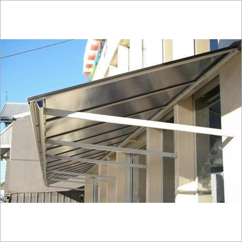 Stainless Steel Canopy Service