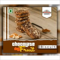 Chocolate Dry Fruit Biscuit