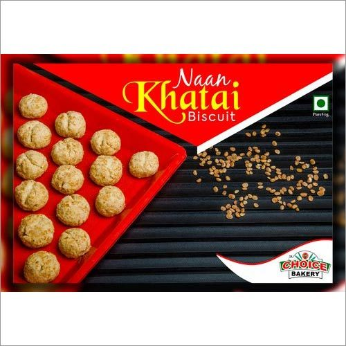 NaanKhatai Biscuit.