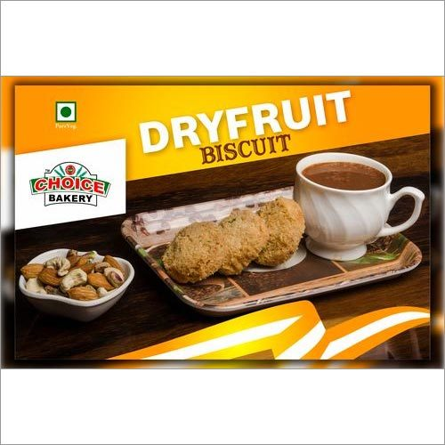 Dry fruit  Biscuits