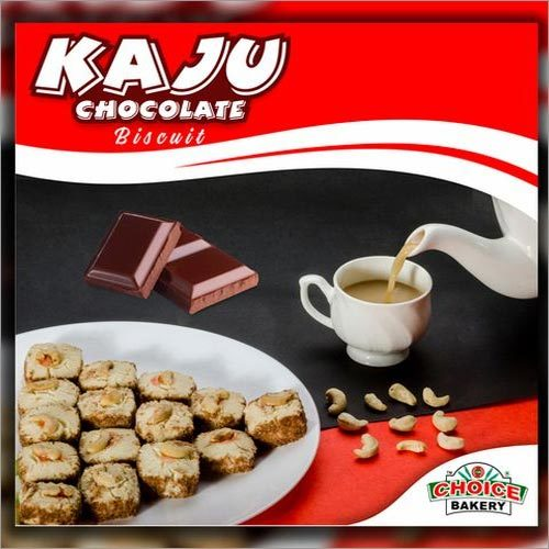 Kaju Chocolate Biscuit