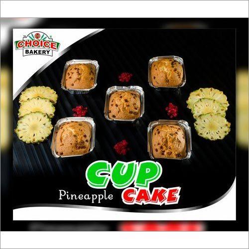 pineapple Cup Cake