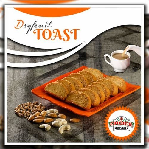 Dry Fruit Toast