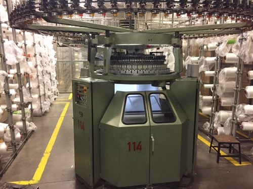 USED TERROT GERMAN MAKE CIRCULAR KNITTING MACHINE