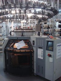USED MAYER & CIE CIRCUALR KNITTING MACHINE