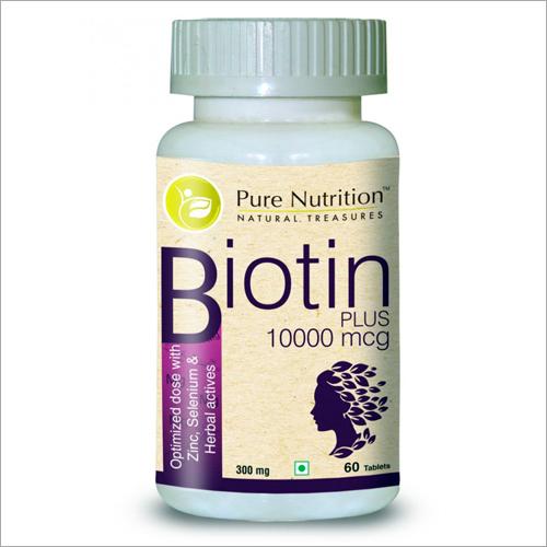 Biotin Plus Tablets
