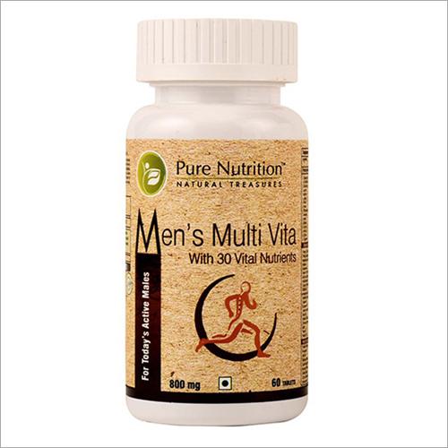 Men Multi Vita Tablets