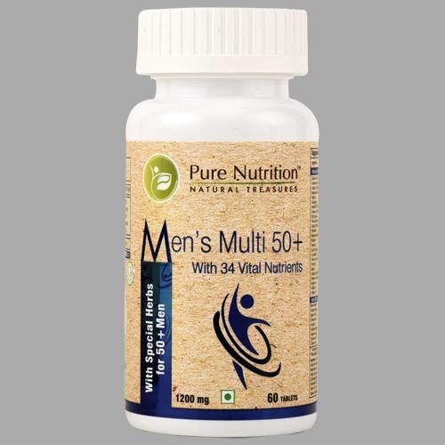 Men Multi Vita 50 Plus Tablets