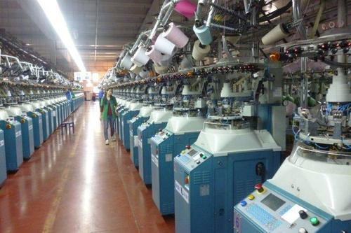 USED LONATI SOCK KNITING MACHINE