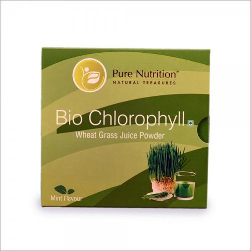 Bio Chlorophyll Wheat Grass