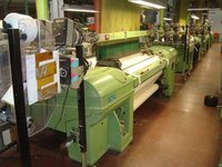 USED RAPIER  JACQUARD MACHINE