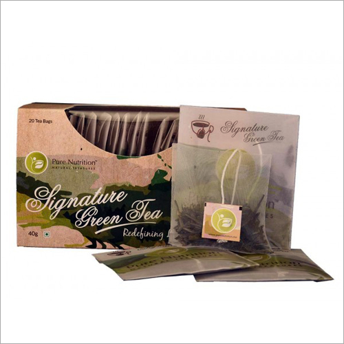 Signature Green Tea