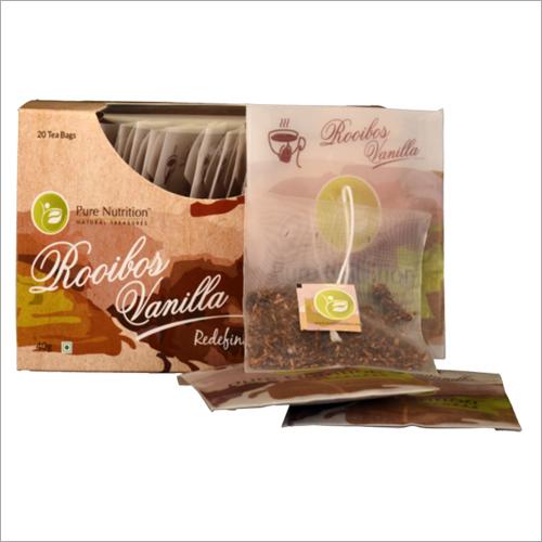 Rooibos Vanilla Herbal Tea