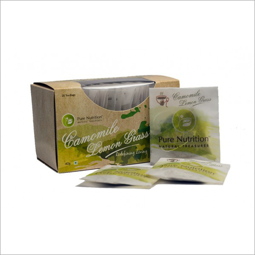 Camomile Lemon Grass Herbal Tea