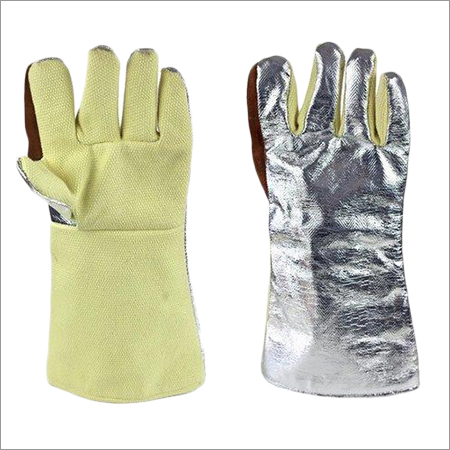 Aluminized Kevlar Gloves