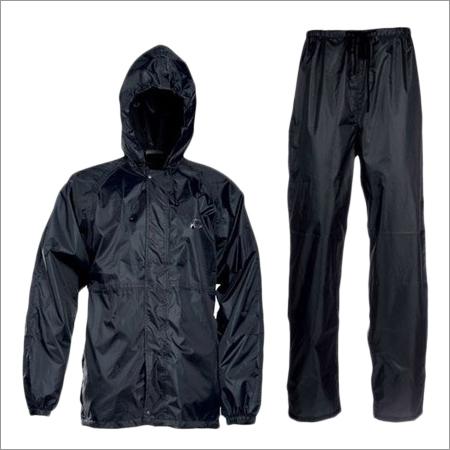 Rain Suit Rider