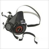 Half Mask Facepiece Respirator 3m