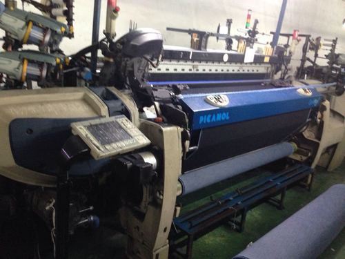 USED PICANOL OPTIMAX  RAPIER LOOMS WITH DOBBY