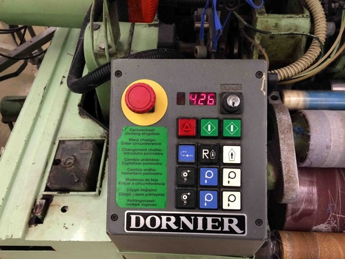 USED DORNIER RAPIER LOOMS WITH DOBBY