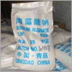 Dye Printing Grade Sodium Alginate