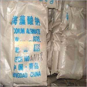 Sodium Alginate Industrial Grade