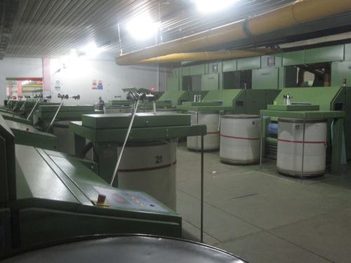 COTTON RIETER CARDING MACHINE