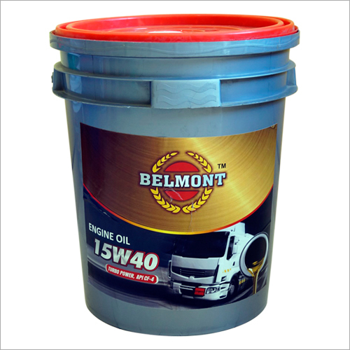 Industrial Heavy Duty Engine Oil