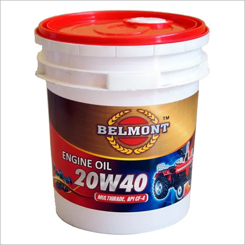 Multigrade Tractor Engine Oil