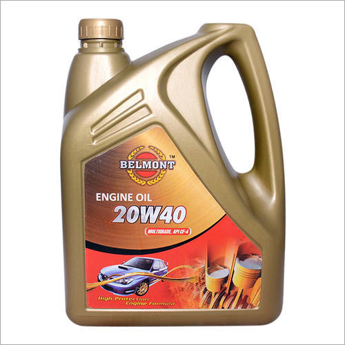 Multigrade Diesel Engine Oil
