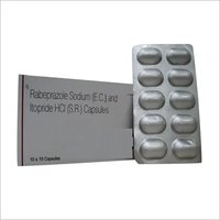 Rabeprazole Sodium and Itropride HCL capsules
