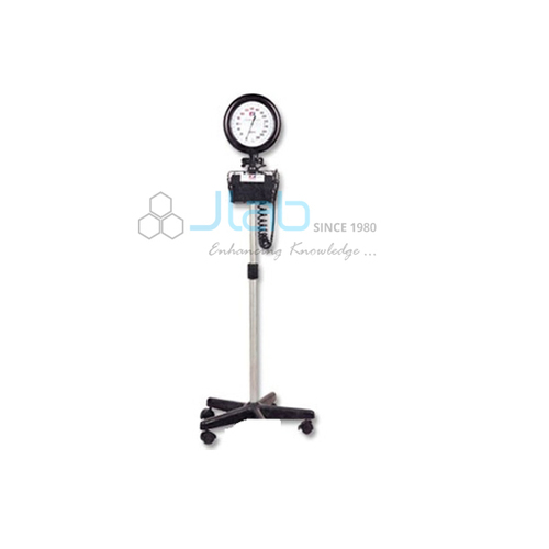 Sphygmomanometer Aneroid Round Shaped - Mobile