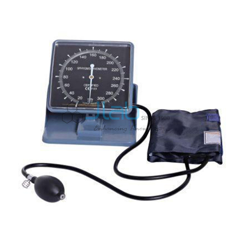 Sphygmomanometer Aneroid Square Shaped