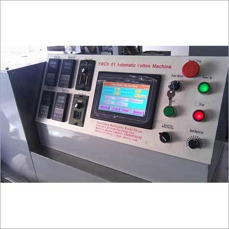 Swab Machine Automation Control System