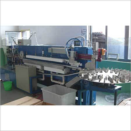 Automatic Cotton Swab Making Machine