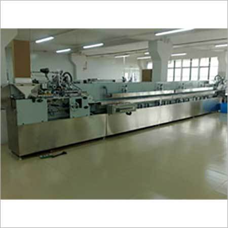 Warm Wind Drying Automatic Swab Packaging Machine