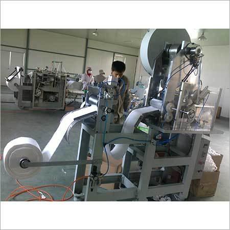 Make-Up Cotton Punch Machine