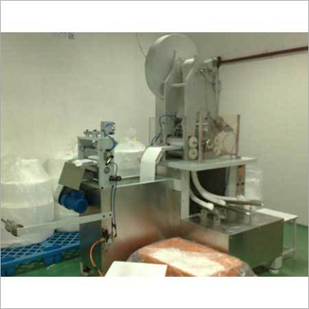 Three Cotton Punch Hole Machine