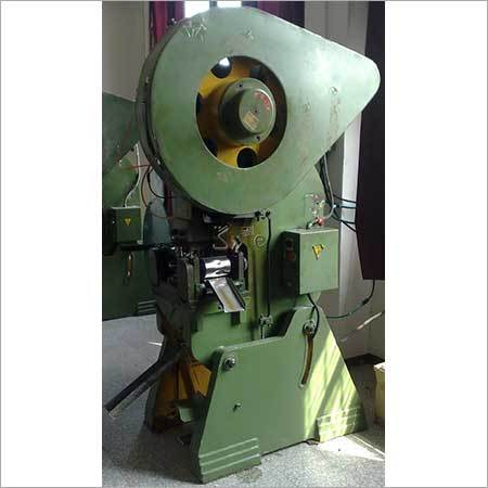 Single-Hole Cotton Piece Punching Machine