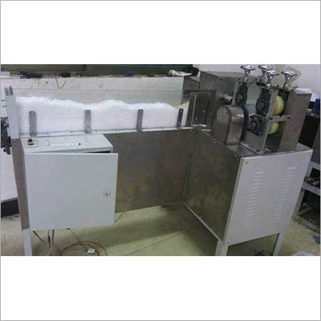 Cotton Cutting Machine