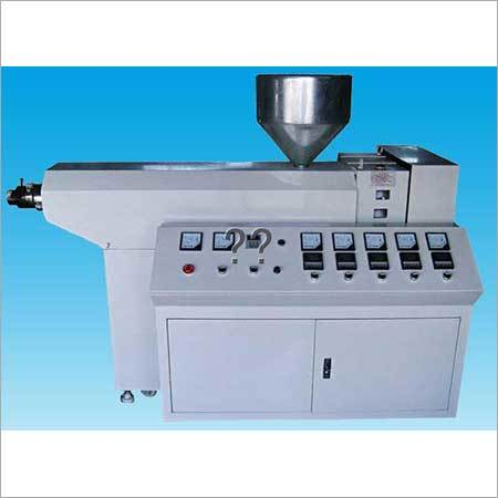 Plastic Stick Pipe Machine