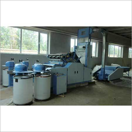 Sliver Paper Machine