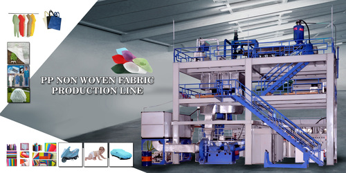 Turnkey Non Woven Spun-bond Fabric making machine