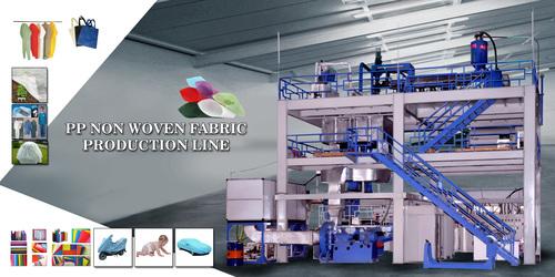 Turnkey Non Woven Spun-bond Fabric making machine