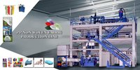 Non Woven Spun-bond Fabric making machine