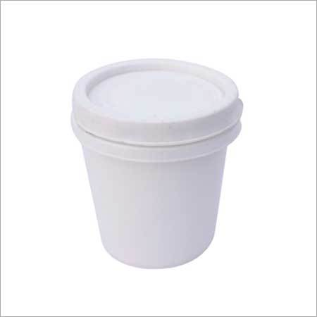 Plastic Round Small Container