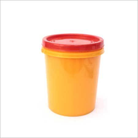 Commercial Plastic Container