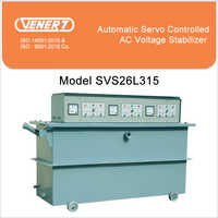 15kVA Automatic Servo Controlled Oil Cooled Voltage Stabilizer