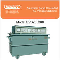 60kVA Automatic Servo Controlled Oil Cooled Voltage Stabilizer
